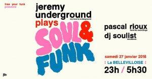 Jeremy Underground