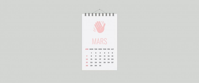 agenda Mars