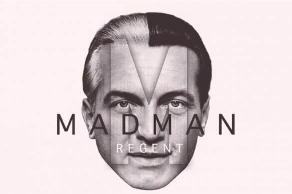 Madman-Regent-rose