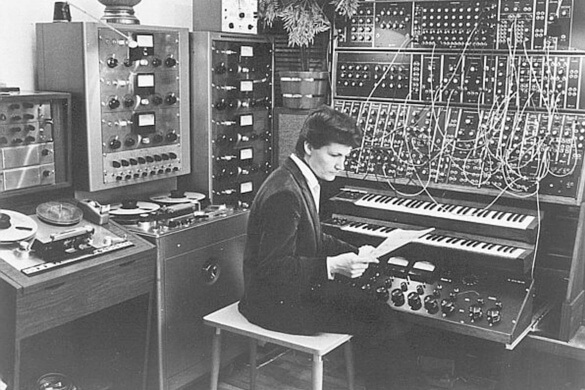 Wendy Carlos Electronic