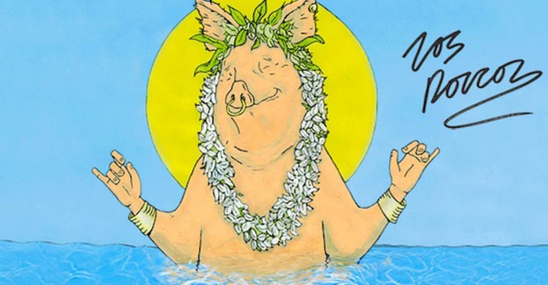 Los Porcos - Porco Mio