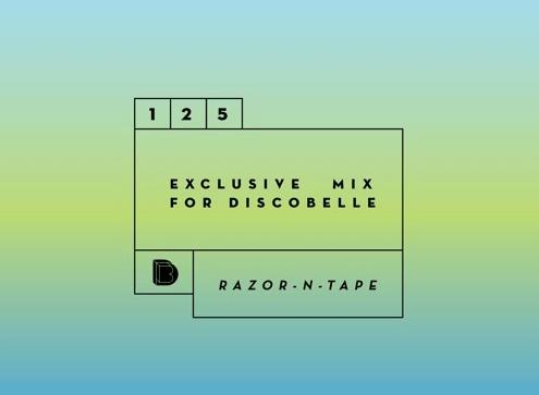 razorntape discobelle mixtape fessee musicale news
