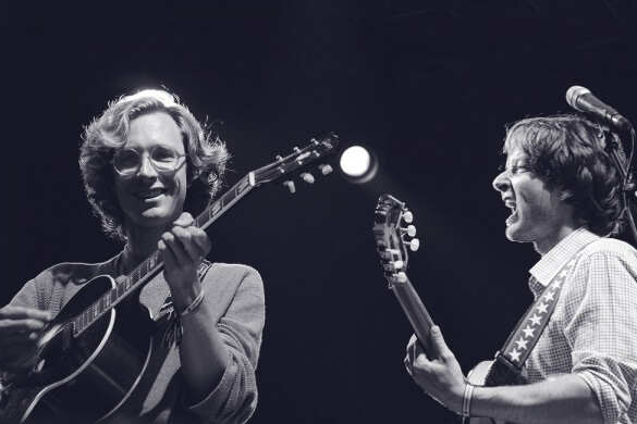 Kings Of Convenience Smooth Monday